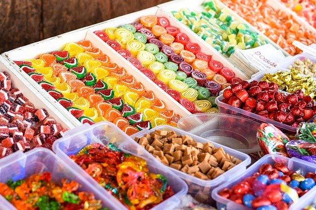 Cukierki z Ameryki – wybierz prezenty dla najmłodszych