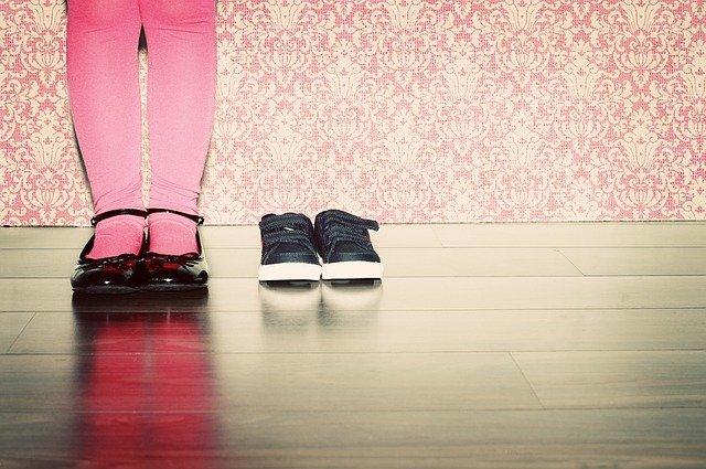 Jak wybrać buty dla dziecka?